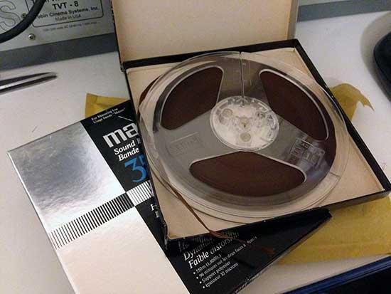 Audio-tape-to-digital