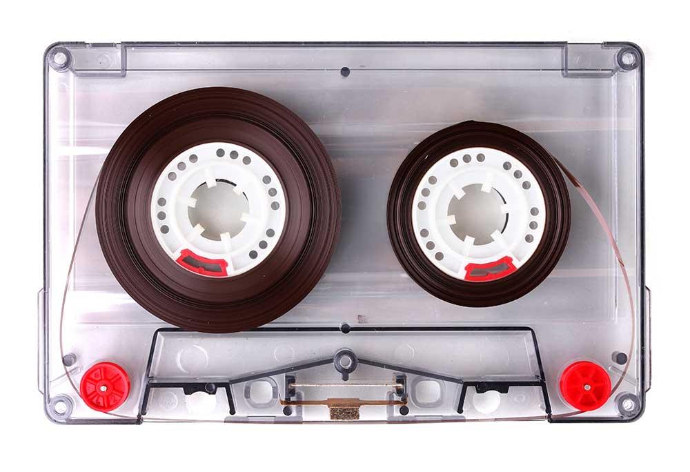 Cassette tape to USB