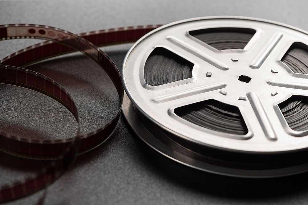 16mm film to dvd