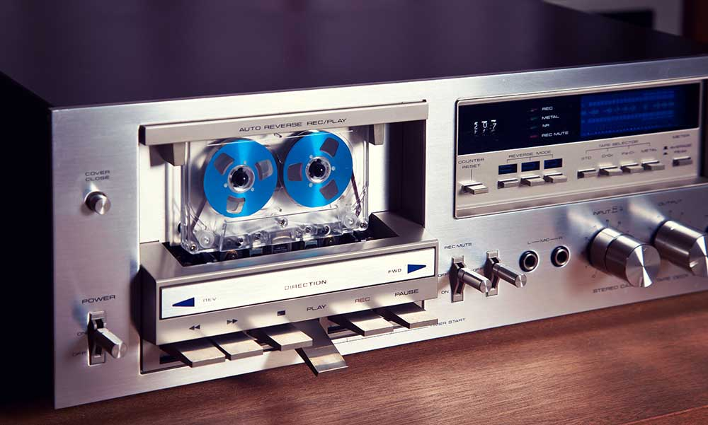 Audio cassette TO MP3