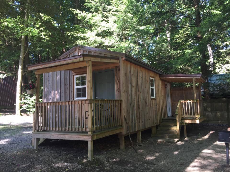 Fair Winds Cabin 2