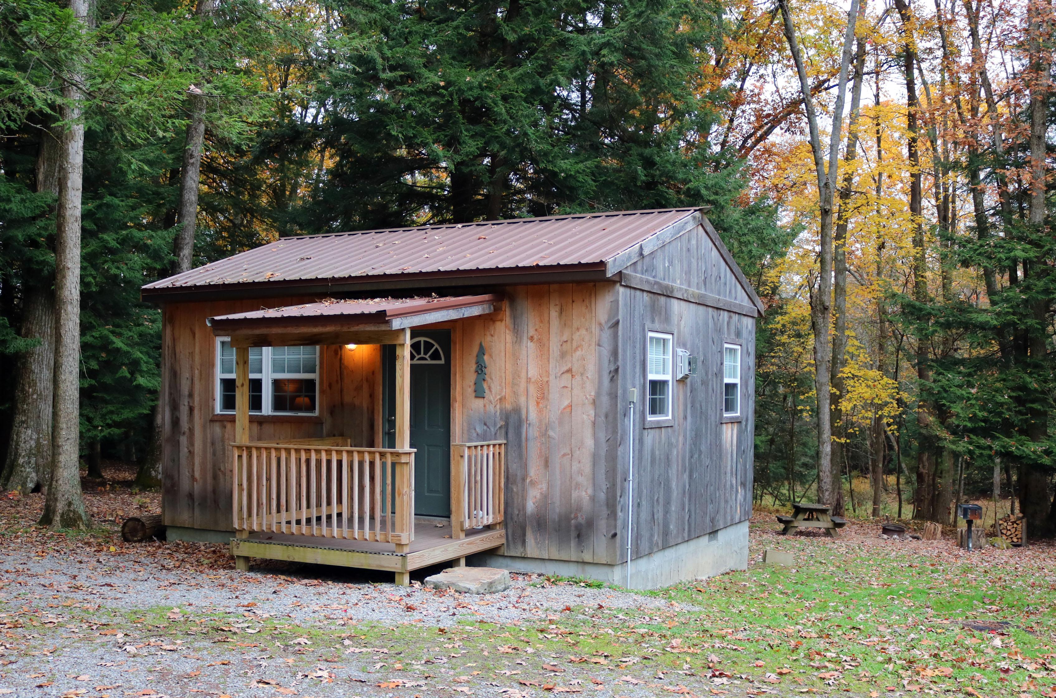 Fair Winds Cabin 3 Fall (Edited)