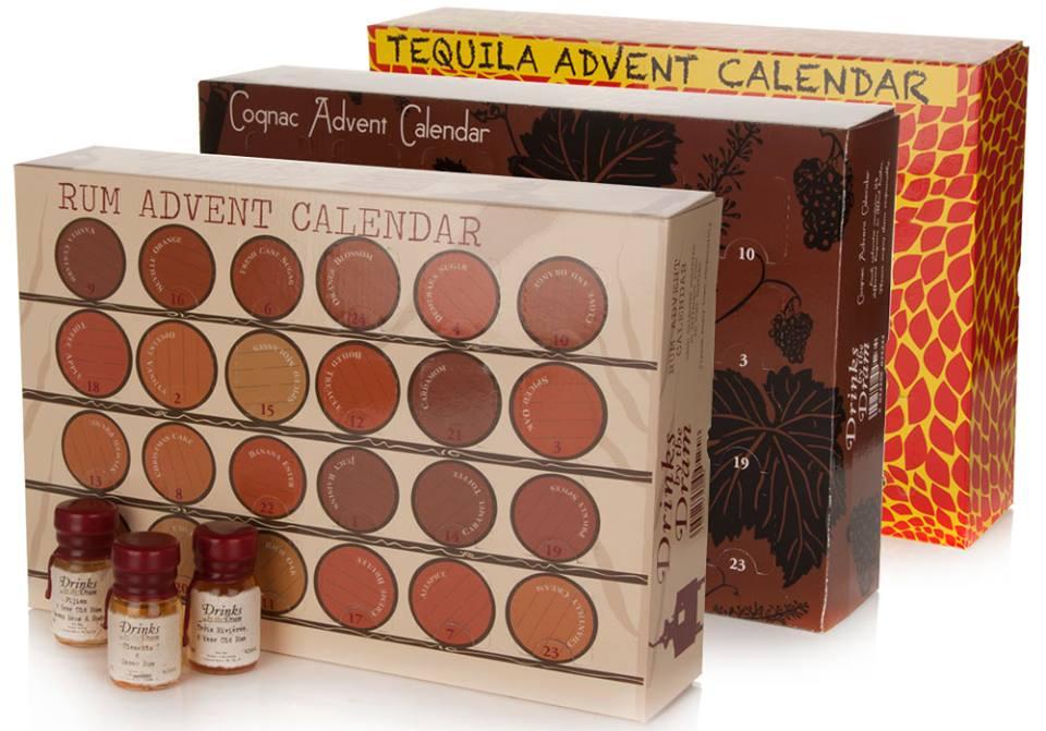 alcohol advent calendar