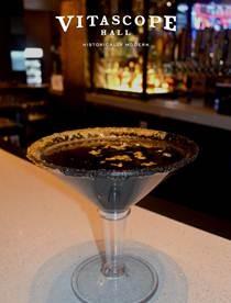 The $100 Saints Cocktail