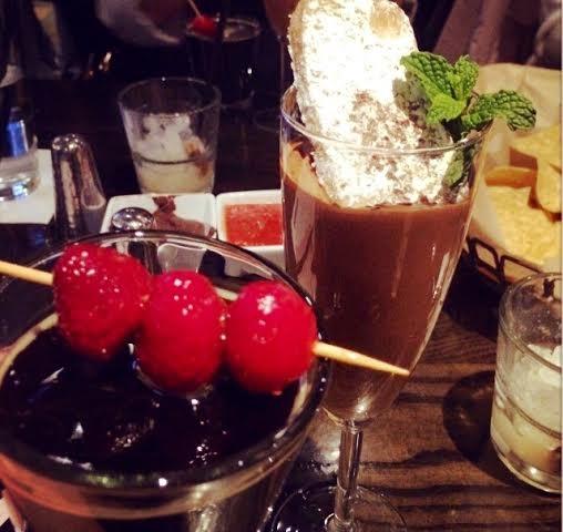 9 Chocolate Raspberry & Mousse