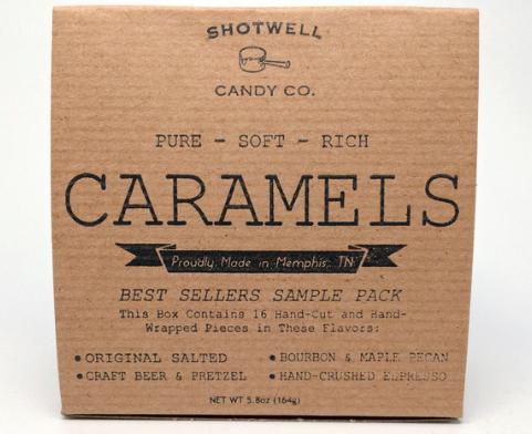 shotwell caramels