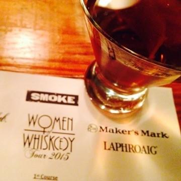 Women in Whiskey