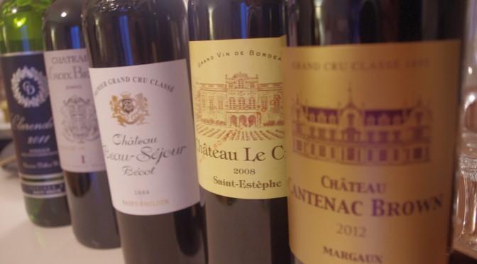 Bordeaux Wines in Dallas, TX
