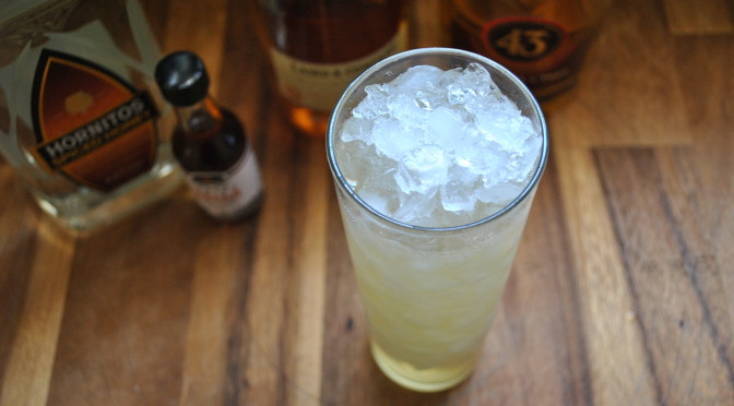Product Review: Hornitos Spiced Honey Tequila