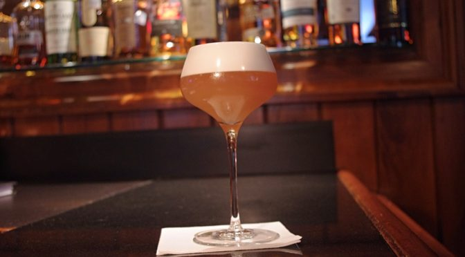 Pappas Bros. Fall/Winter Cocktail Menu