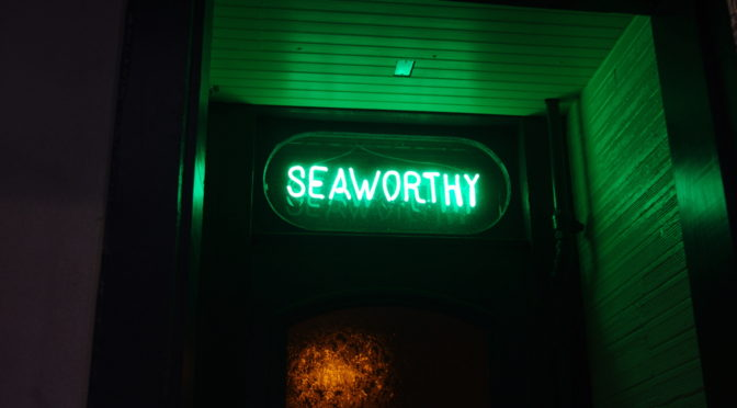 Seaworthy at the Ace Hotel (New Orleans)