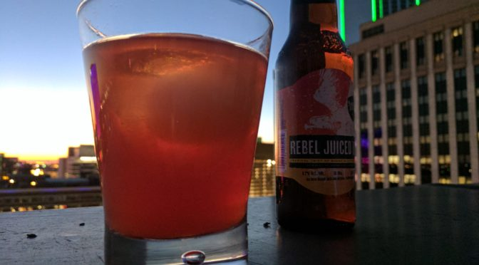 Rebel, Rebel: Beer Mixology and Sam Adams Rebel Juiced IPA