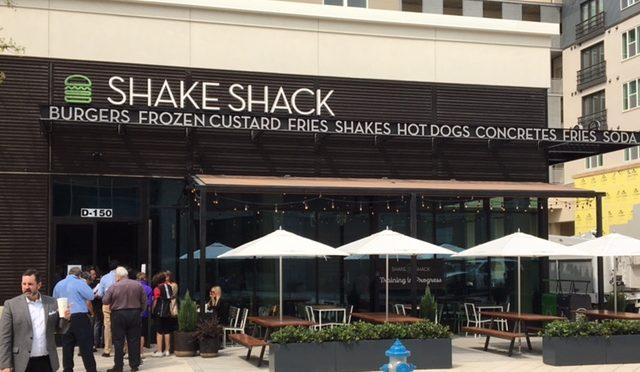Shake Shack Plano is here!