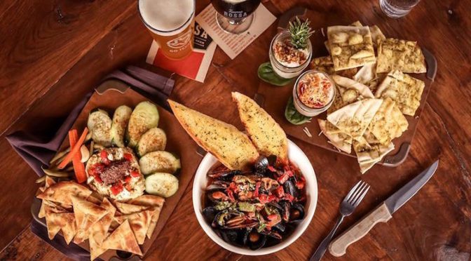 Taverna Rossa Offers Pizza and Pasta with Personality