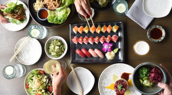Blue Sushi & Sake Bar