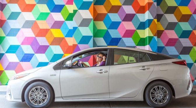 Driving, Not Drinking: Toyota Prius Prime Plus