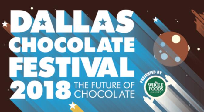 2018 Dallas Chocolate Festival