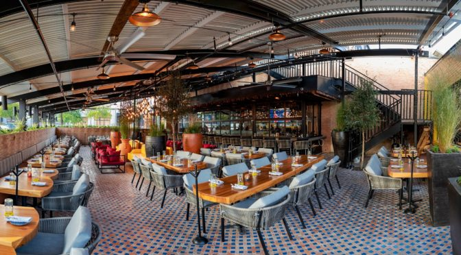 Meet Vidorra, your new rooftop patio obsession