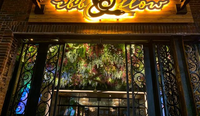 Ebb & Flow: more than just a pretty patio …