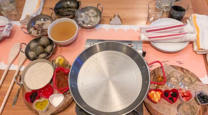 Event Recap: Sangria & Paella Making Class at Bulla