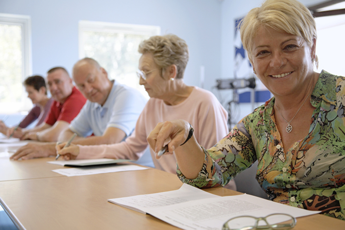 About - Adult Learning Centres