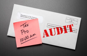IRS Audit unreported income