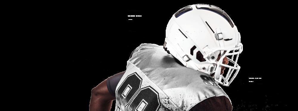 The all-new Schutt F7 football helmet is here