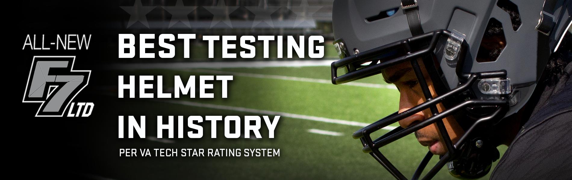Schutt Sports Reclaims #1 Spot in Virginia Tech STAR Football Helmet Rating System