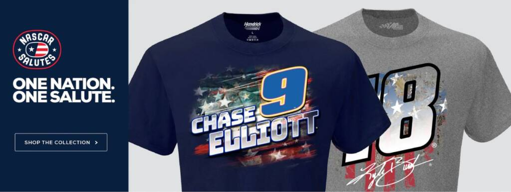 Nascar Gear and Merchandise