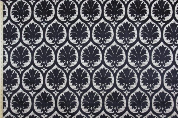 Faenza Damask Black