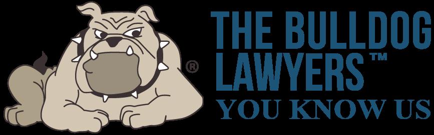 The Bulldog Lawyers Logo