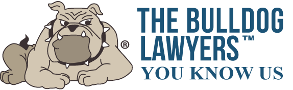 The Bulldog Lawyers Logo