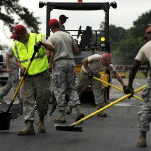 PennDot workers doing roadwork
