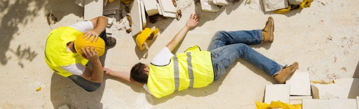 Trabajador Lesionado por Un Accidente