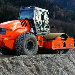heavy machinery used by worker still recovering a year later