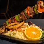 Beef Shiskebab en Skewer