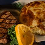 Steak & Pasta