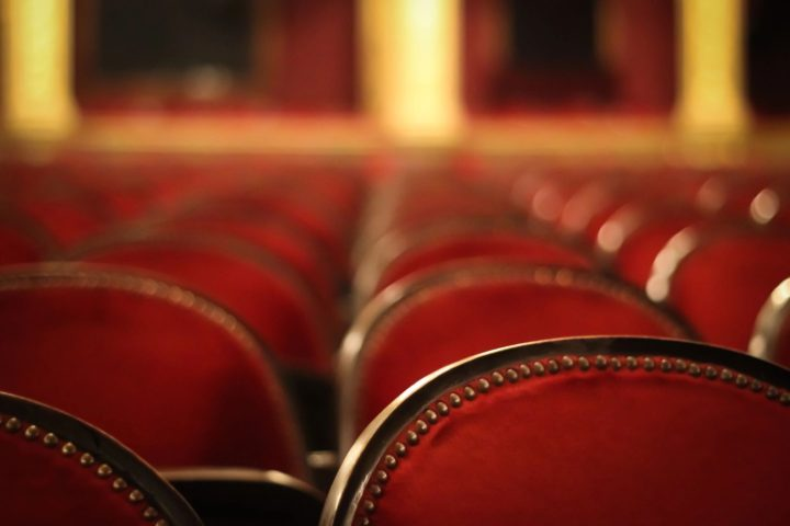 picture of theater seats