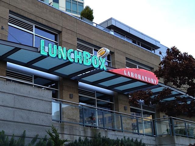 Lunchbox Laboratory Bellevue Open