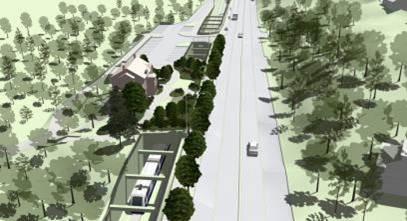 Bellevue Way Retained Cut (MOU)