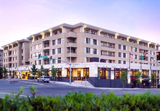Bellevue Courtyard Marriott Completes Renovation