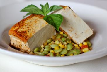 Blackened Tofu