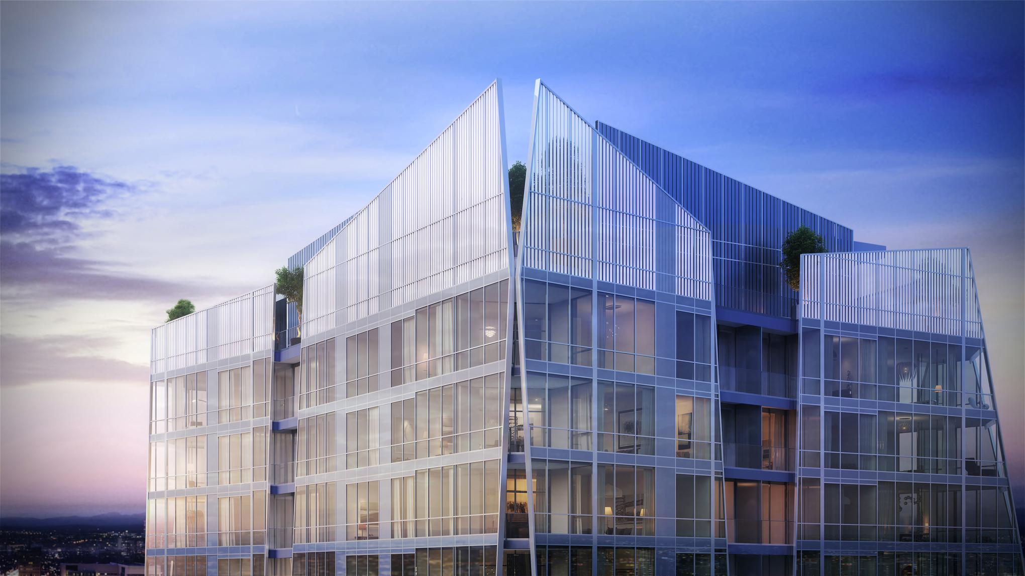 One88 Bellevue Luxury Condos - Bosa Development