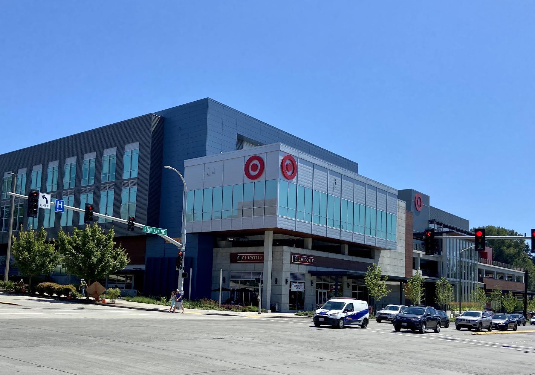 Wilburton Village Shopping Center