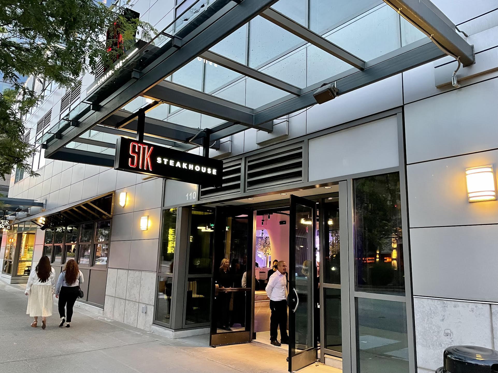 STK Steakhouse Bellevue