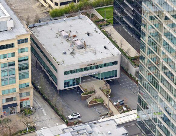 Bellevue 305 on 108th Ave NE in Bellevue, Photo Credit: Newmark