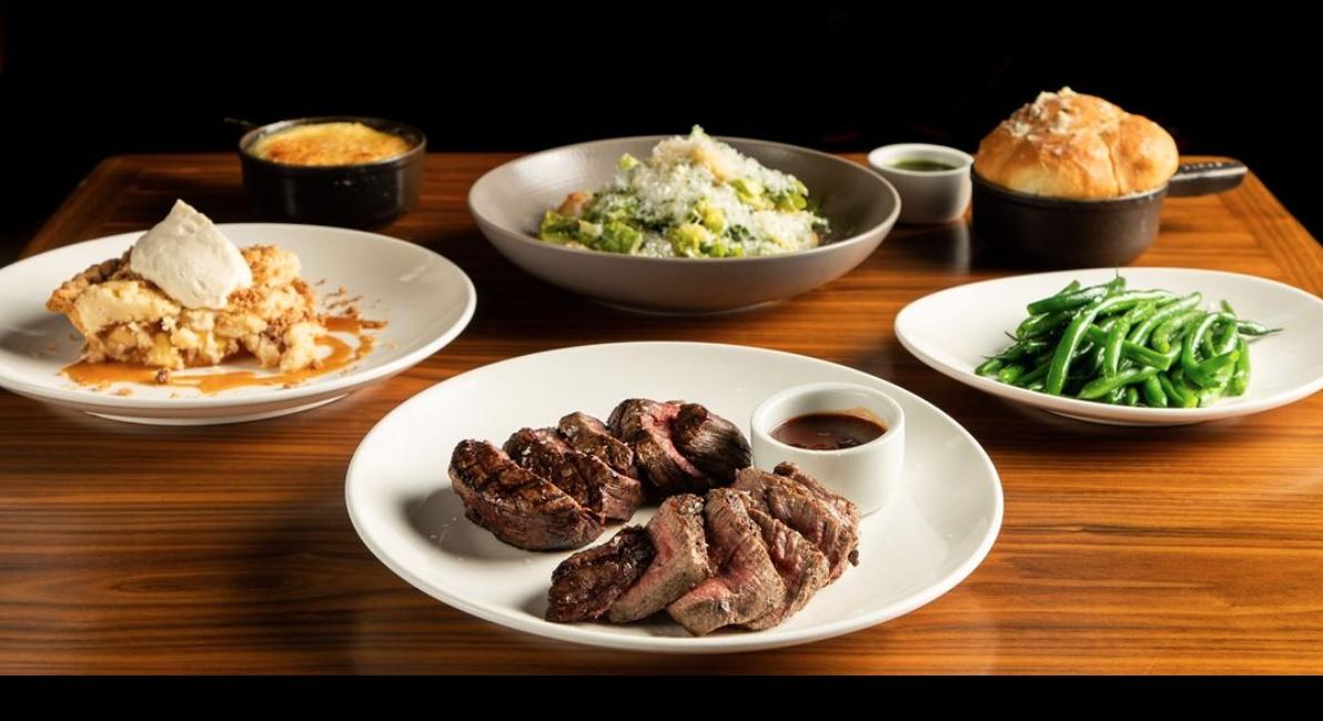 STK Steakhouse, Steak Dinner for Two