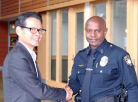 City of Bellevue Interim assistant Chief