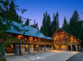 Lake Kachess Listing by Team Foster in Bellevue