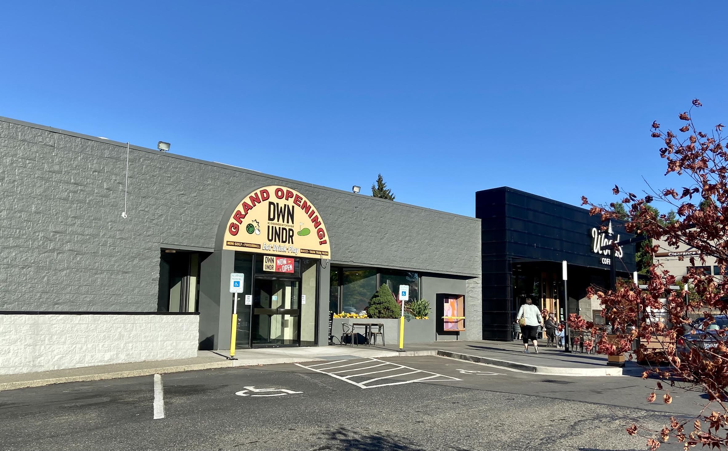 DWN UNDR RESTAURANT ON 116TH in Bellevue